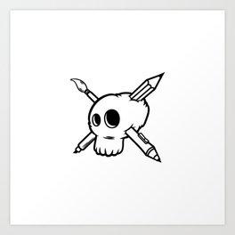 MySqll Art Print