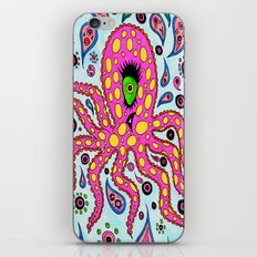 Octopaisley iPhone & iPod Skin
