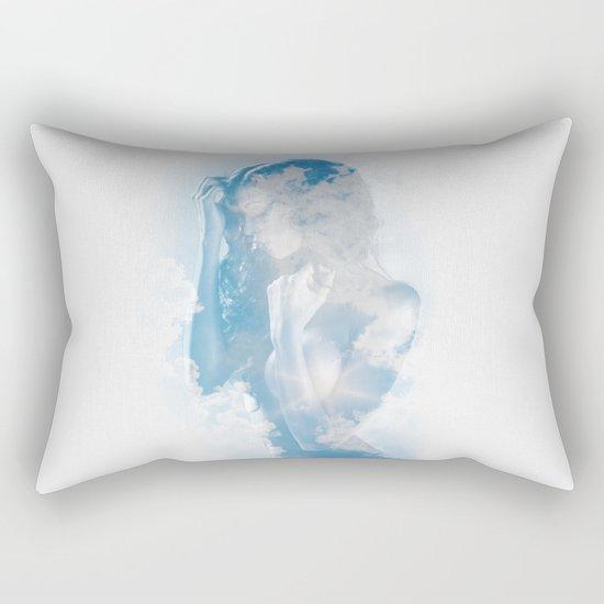 The beautiful sky Rectangular Pillow