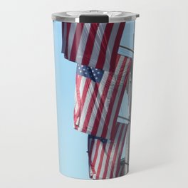 Land of the Free Travel Mug