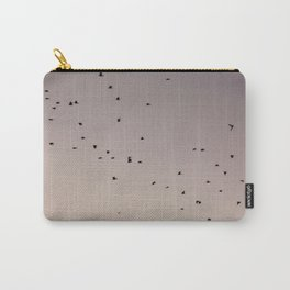 pastel birding Carry-All Pouch