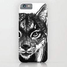 Lynx bobcat iPhone 6s Slim Case