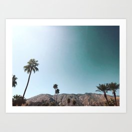 desert dreams Art Print