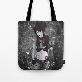 Sexy Darkness Tote Bag