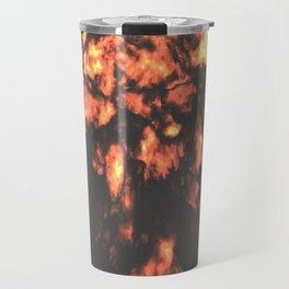 A nuclear explosion Travel Mug