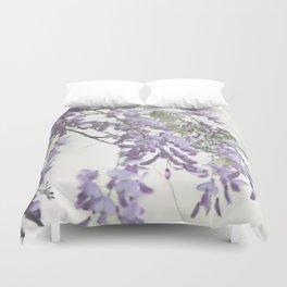 Wisteria Lavender Duvet Cover