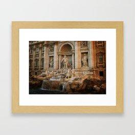 'For Carly' Framed Art Print