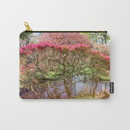 Japanese Garden And Pond Carry-All Pouch