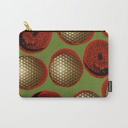 RED, GREEN & GOLD Carry-All Pouch