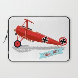 Red Baron's Fokker Dr.I Laptop Sleeve