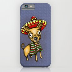 Mexican Chihuahua in Brown Slim Case iPhone 6s