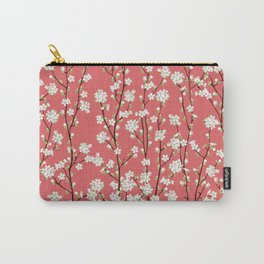 Go Orient Cherry Blossoms Carry-All Pouch
