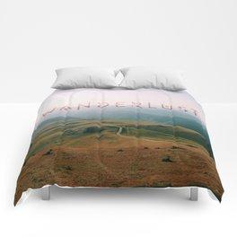 Wanderlust - Winding Road Comforters