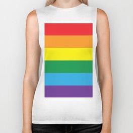 Rainbow Pride Biker Tank