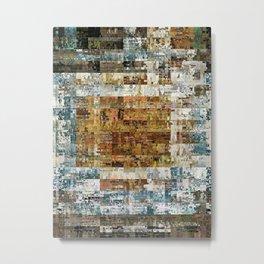 Platter Metal Print