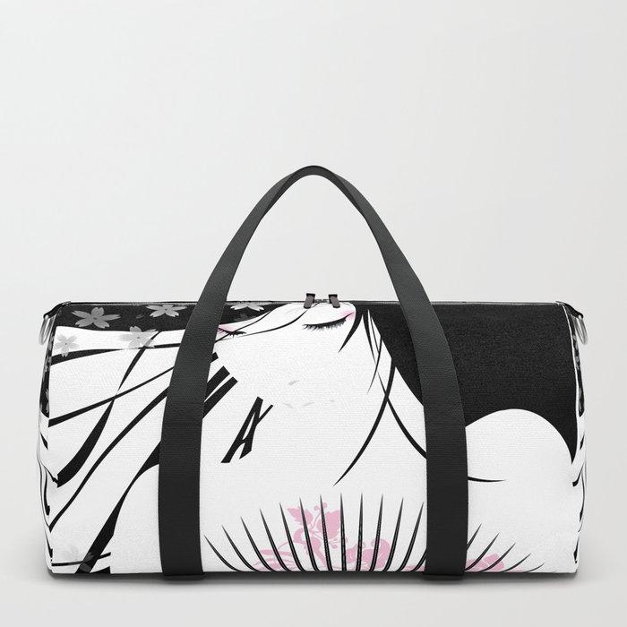 Asian Obsession Duffle Bag