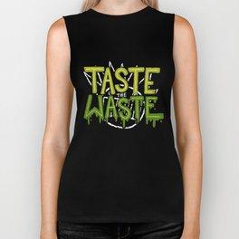 Taste The Waste Biker Tank