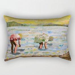 Treasure Hunters Rectangular Pillow