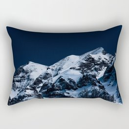 Geophisical Scape Rectangular Pillow