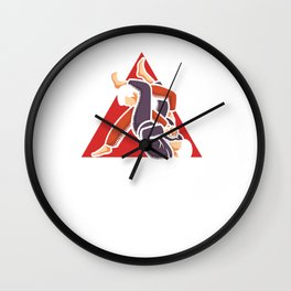 Train the Gi you must Wall Clock