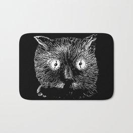 Schrödinger's cat Bath Mat