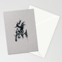 Splaaash Series - Horse Ink Stationery Cards