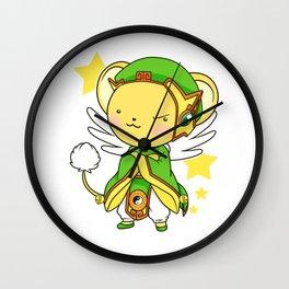 cardcaptor sakura kero shaoran Wall Clock