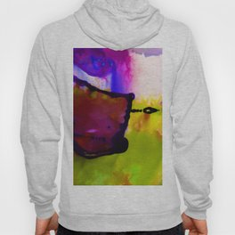 Abstract Bliss 4D by Kathy Morton Stanion Hoody