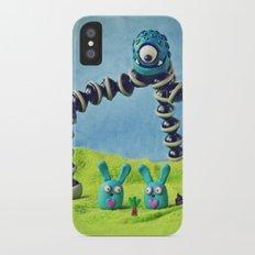 Carrot - fimo version iPhone X Slim Case