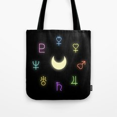 Sailor Senshi Tote Bag