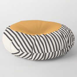 Bauhaus Art I Floor Pillow