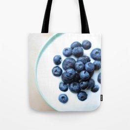 Blueberries & Yogurt  Tote Bag