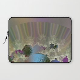 Under the calm surface Laptop Sleeve