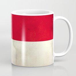 North Carolina flag vintage  Coffee Mug