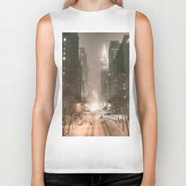 New York City Biker Tank