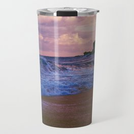 Waves Dance Travel Mug