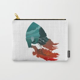 Viking god Carry-All Pouch
