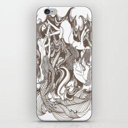 Nixies iPhone Skin