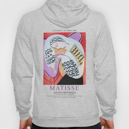 Matisse Exhibition - Aix-en-Provence - The Dream Artwork Hoody