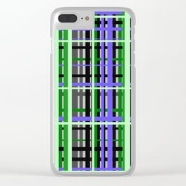 """""""Check it Out"""" Clear iPhone Case"""