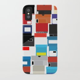 The Shoe Box iPhone Case