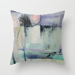 The splashing memories 3 Throw Pillow