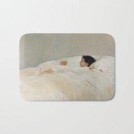 Mother by Joaquin Sorolla, 1895 Bath Mat
