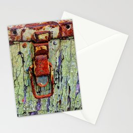 Cracked Paint Stationery Cards
