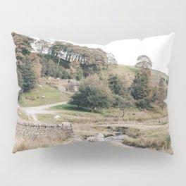 wild derbyshire Pillow Sham