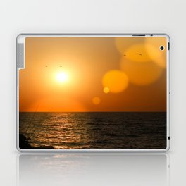 Sunset Tel Aviv Laptop & iPad Skin