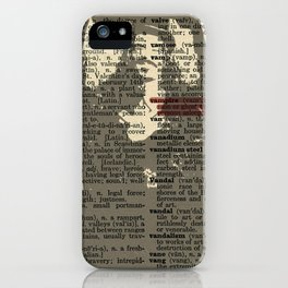 What We Do in the Shadows (Dictionary Page) iPhone Case