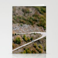 road Stationery Cards featuring Road by PhotoStories