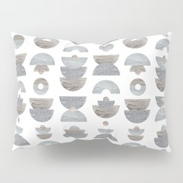 semicircle pattern Pillow Sham