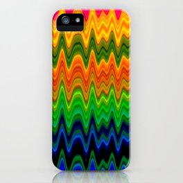 Pattern1 iPhone Case